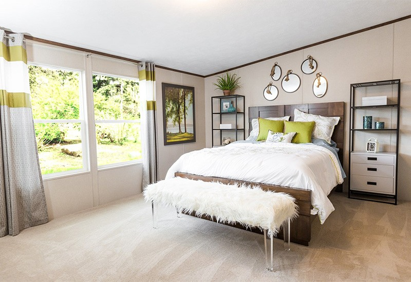 Mobile home master bedroom ideas   Best home style and plans
